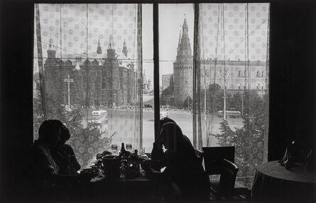William Klein, 'Hotel National, Moscow, Russia'
