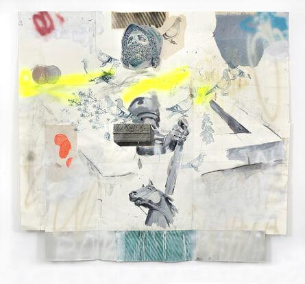 Daniel Bilac, 'Monumento ruína n. 01 – A Urina', 2014