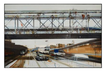 Le Quy Tong, 'Speed Under Bridge', 2012