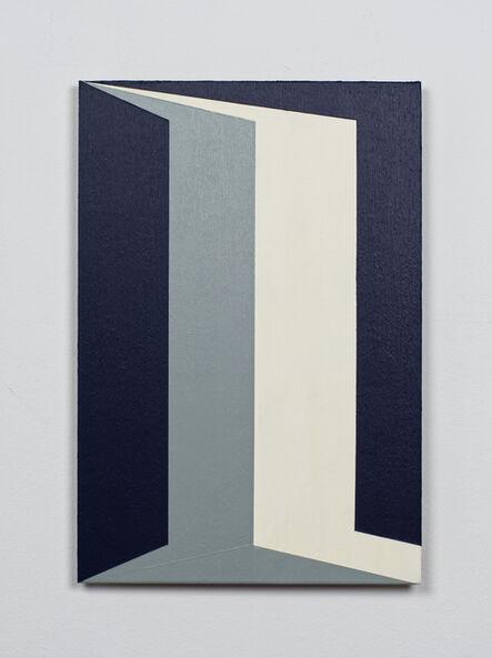 Guido Winkler, 'Passages Black n Blue', 2019