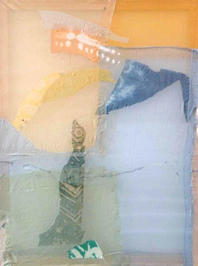 Lauren Luloff, 'Figure Looking Out', 2014