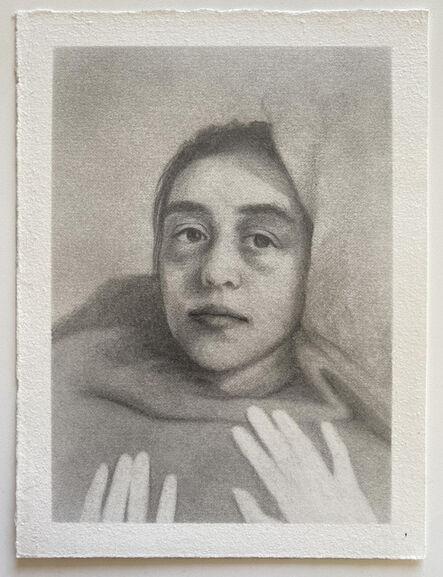 Frances Waite, 'Frankie and the Ghost POV', ca. 2021