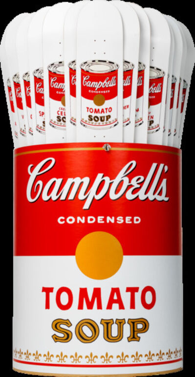 Andy Warhol, '32 Campbell's Soup Cans', 2016