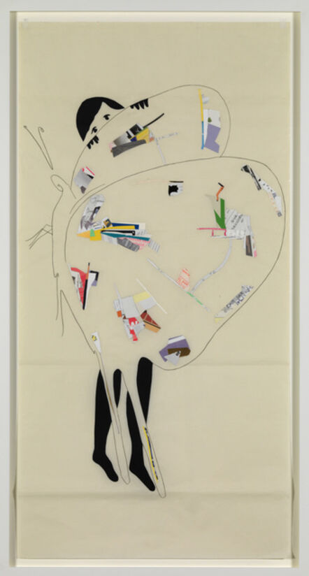 Frances Stark, 'Modestly Becoming', 2007