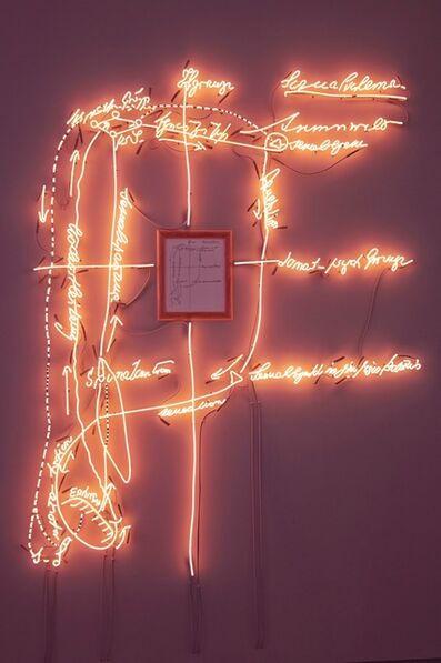 Joseph Kosuth, ''A Conditioning of Consciousness'', 1988