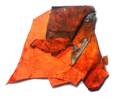 Wesley Kimler, 'Fluorescent Afghan War Kite', 2016