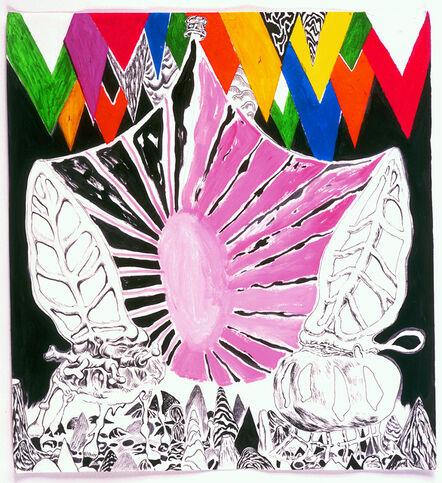 Trenton Doyle Hancock, 'Miracle Machine #19 or Whisk Wish', 2006