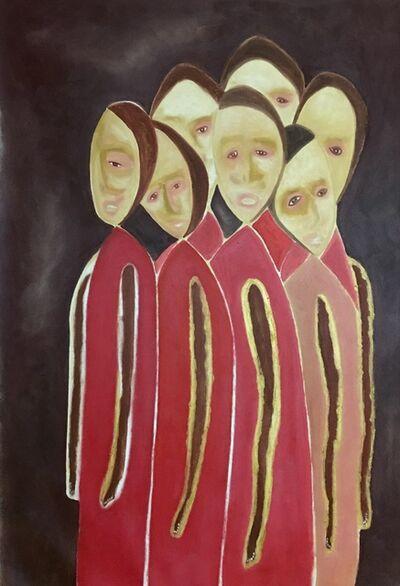 Ilija Gubic, 'Sisters', 2018