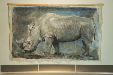 Russ Ronat, 'White Rhino', 2018