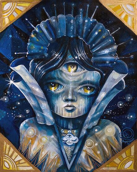 Angie Mason, 'Empress of Clarity', 2017