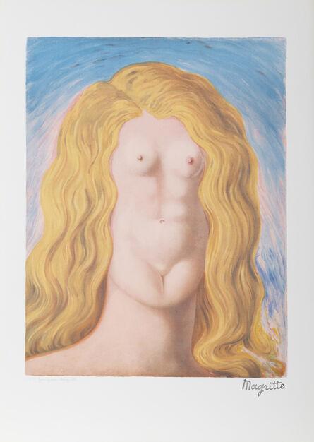 René Magritte, 'Le Viol', 1979