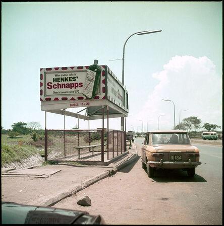 James Barnor, 'Ring Road, Accra, 1970s ', 2020
