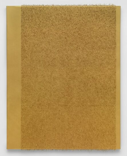 Lars Christensen, 'Monochrome #04 / gold', 2010