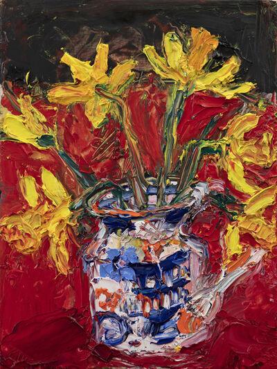 Shani Rhys James, 'Daffodils', 2021