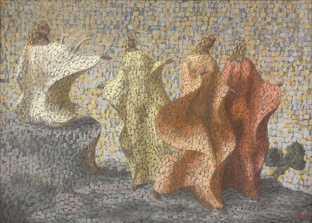 John Armstrong, 'Bacchanale', 1944