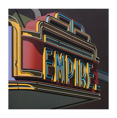 Robert Cottingham, 'Empire', 2012