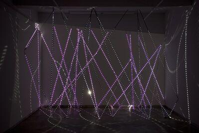Daniel Canogar, 'Tracks', 2009