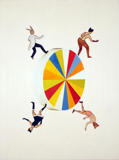Edward del Rosario, 'The Wheel', 2013