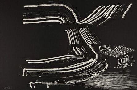 Hans Hartung, 'Farandole 14', 1977