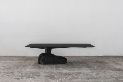 EWE Studio, 'Alquimia Collection Humo Dining Table', 2018