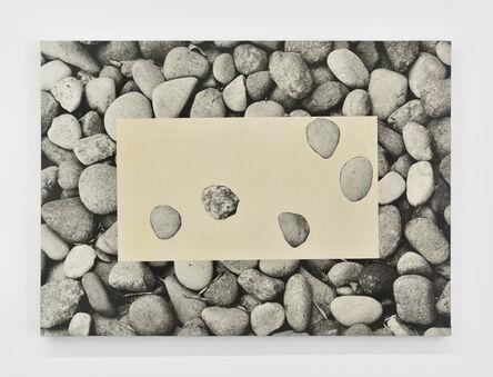Kanji Wakae, 'Mode stone', 1970
