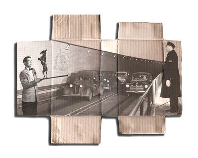 Walter Plotnick, 'Mr. Holland's Tunnel', 2020
