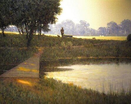 Donald Jurney, 'The Footbridge', ca. 2013