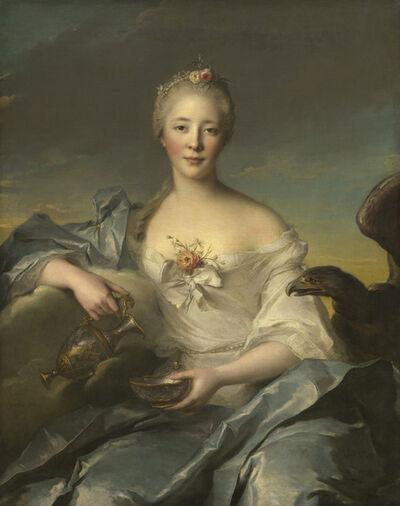 Jean-Marc Nattier, 'Madame Le Fèvre de Caumartin as Hebe', 1753
