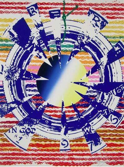 James Rosenquist, 'Miles', 1975