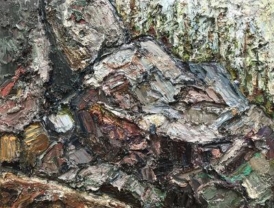 Steven Powers, 'Along Precipice Trail (Acadia)', 2015