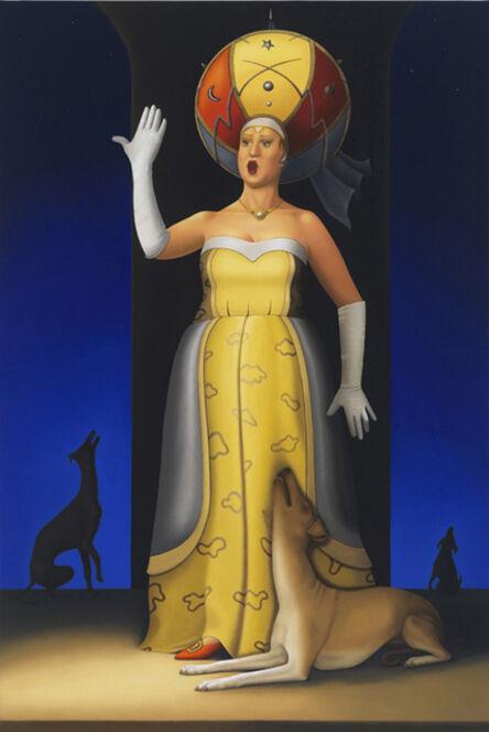 Deborah Van Auten, 'Opera Singer', 2015