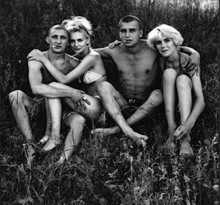 Nikolay Bakharev, 'From the series Relationship #70', 1991-1993