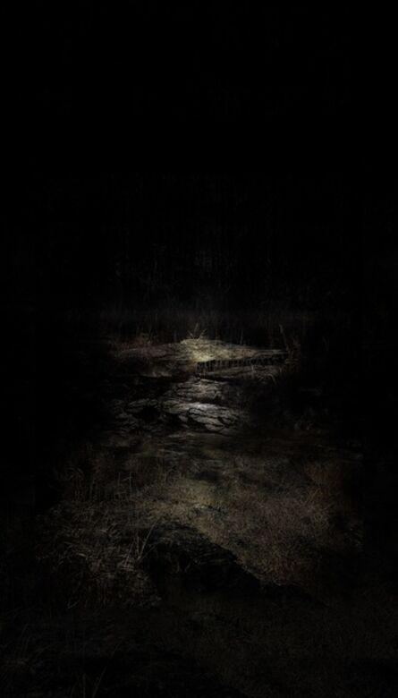 Toru Tanno, 'Subterranean †altar ', 2014