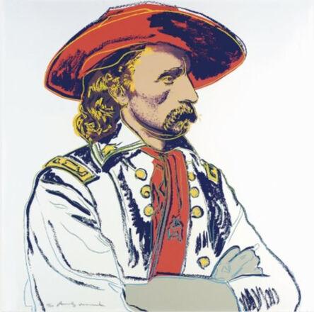 Andy Warhol, 'General Custer (F. &.S. II.379) ', 1986