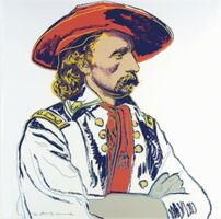Andy Warhol, 'General Custer (F. &.S. II.379) ', 1986