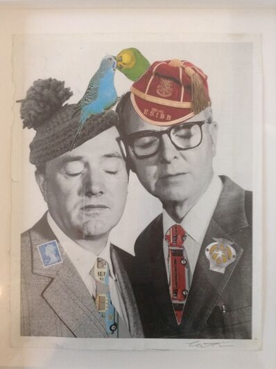 Cartrain, 'Gilbert and George', 2014