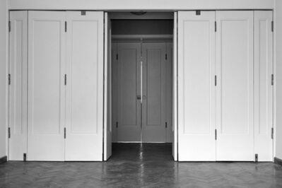 """Neringa Naujokaitė, 'From series """"Black White Grey""""', 2018"""