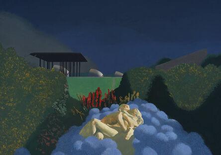 David Piddock, ' Metamorphosis - Barrier Park'