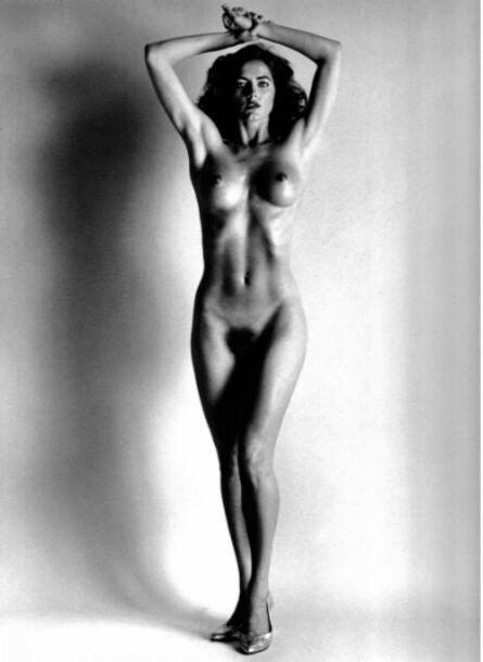 Helmut Newton, 'Big Nude V', 1980-83