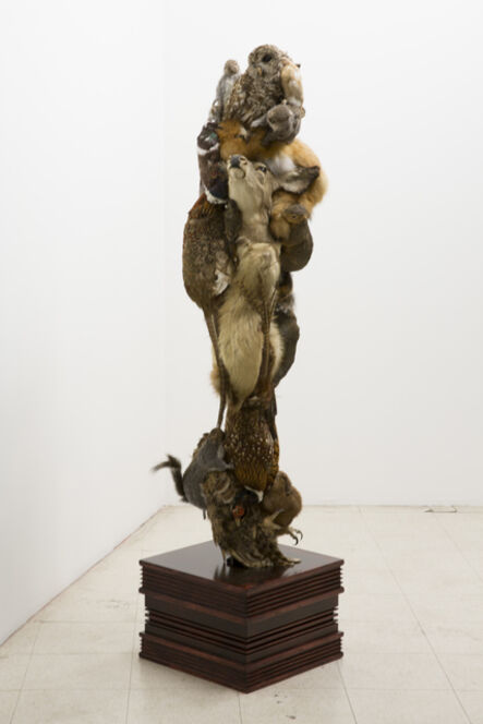Brandon Vickerd, 'Animal Man', 2015