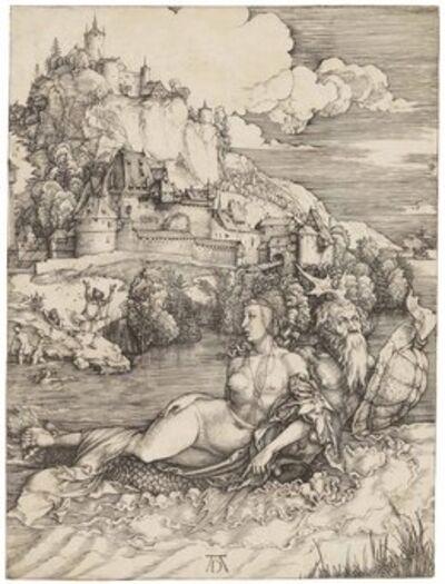 Albrecht Dürer, 'The Seamonster (B. 71; M., Holl. 66; S.M.S. 21)', ca. 1498