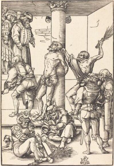 Lucas Cranach the Elder, 'The Flagellation', in or before 1509