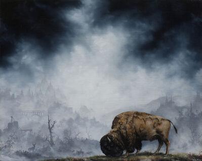 Brian Mashburn, 'Buffalo', 2016