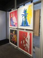 Andy Warhol, 'Hans Christian Andersen (complete Unique Trial Proof suite) F&S II.394-397', 1987