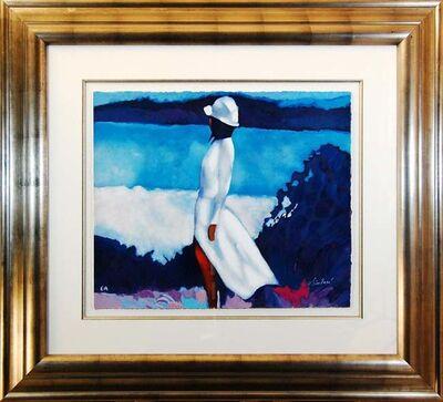 Nicola Simbari, 'White Dress', 1990