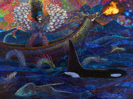 Iris Scott, 'Exodus of Pisces', 2019