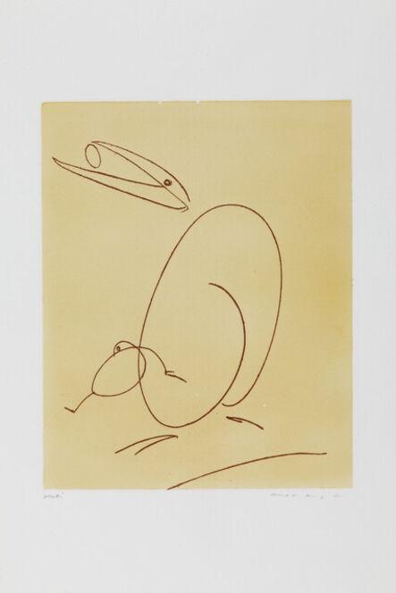 Max Ernst, 'Oiseau mére', 1972
