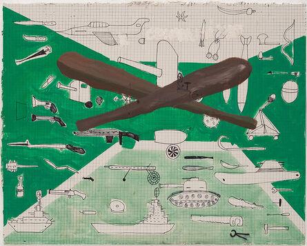 Pere Llobera, 'Fart i plè de pors', 2011