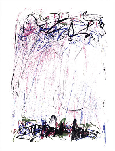 Joan Mitchell, 'Sides of a River I', 1981