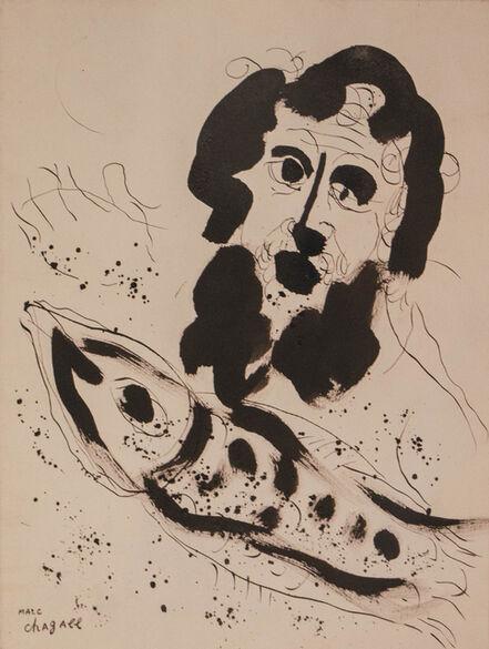 Marc Chagall, 'Jonas', 1958-1959
